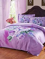 Duvet Cover Sets , Purple