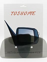 toshome pellicola anti-riflesso per specchietti retrovisori esterni per Benz Classe C wagon 2010-2011