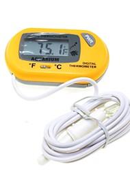 """mini 1.2 """"lcd termometro digitale con sonda (1 x LR44)"""