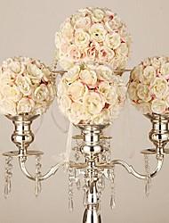 """decoración de la boda 6 """"ramo de novia bola de la flor artificial para la decoración del partido (15 cm de diámetro)"""
