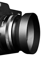 Sidande Metal Lens Hood for Nikon 40.5MM Micro SLR Camera Len