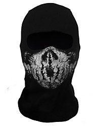 Maschera Ispirato da Cosplay Cosplay Anime Accessori Cosplay Maschera Nero Uomo / Donna