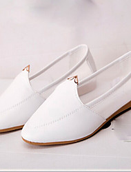 winble Damenmode Zinken Ballerinas Schuh