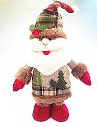 Babbo Natale in stile bambola che ristabilisce