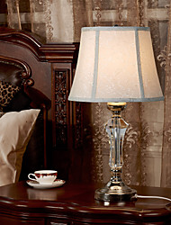 Table Lamps , Modern/Comtemporary Crystal
