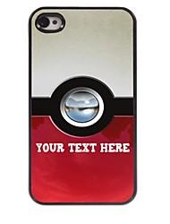 caso di telefono personalizzato - soprattutto progettare case in metallo per iPhone 4 / 4S