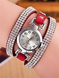 SHANGFEI™ Women's Fashion Round Dial Bracelet Watch(Assorted Colors)