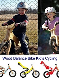 Baby Two Wheels KK™ for 3-6 Years Old Kinds Baby'Toys Kids Birthday Gift Bicicleta Infantil Wooden Kid's Balance Cycling