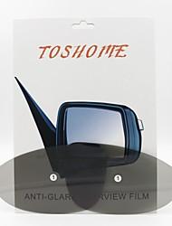 toshome pellicola anti-riflesso per specchietti retrovisori esterni per bmw z4 2009-2014