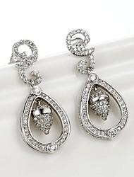 Kate Middleton cloche inspiré boucles d'oreilles pour les femmes