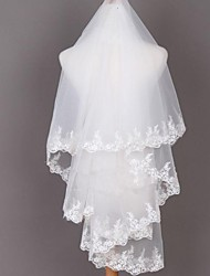 Delicate Laciness Bride Wedding Veil