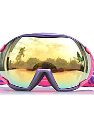 Basto nuevos de alta calidad gafas gafas de esquí de nieve