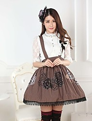 steampunk marcia impero all'alchimia principessa lolita gonna kawaii bella cosplay