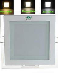 zweihnder проводки 12w 950lm 3000-7000k 48x5730 SMD светодиодов 3-режим умного затемнения площадь потолочный светильник (AC 85-265V)