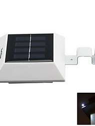 YouOKLight® 0.5W 4-LED White Light Solar Power Panel Lights For Garden Light Solar Lamp-White