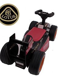 Lotus F1 Racing ездить на автомобиль игрушки дети мощности колеса езды дистанционного управления на автомобиле игрушки