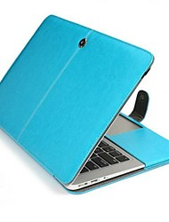 Premium PU Leather Cover Case Sleeve Bag for Apple Macbook Air 11.6
