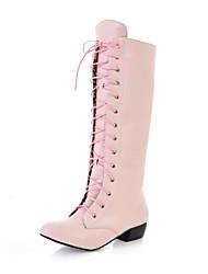 Loubo Women's Comfortable Causual Long Boots