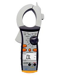 5999 compte automatique gamme mètres de serrage 2000a courant alternatif Digital True RMS holdpeak hp-850A