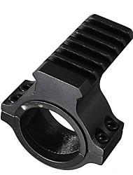 LS075 25mm Ring Scope Flashlight Laser Tube Picatinny Rail Mount Adapter