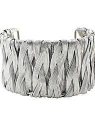 2014 Latest Design Simple Wrapped Metal Cuff Trendy Bracelet