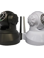 Wirelese IP CAMERA Pan Tilt WiFi Night Vision Free P2P