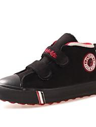 Garçon / Fille-Décontracté-Noir / Bleu / RougeConfort-Sneakers-Laine synthétique / Faux Daim