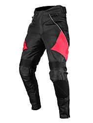 Duhan: calças de equitação da motocicleta com proteção almofadas ao ar livre: emoji