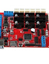 RepRap Megatronics Driving Plate V2.0 Main Control Board GT024 For 3D Printer