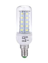 E14 LED Mais-Birnen T 36 SMD 5730 400 lm Natürliches Weiß AC 220-240 V