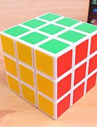 cubo di Rubik Cubo 3*3*3 Lavagna magica Velocità Livello professionale Cubi ABS