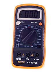 LCD-achtergrondverlichting digitale display multimeter multifunctionele elektrische instrument szbj bm8300l