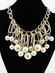 Women's Korean Pearl Necklace