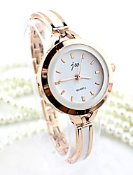 Women's Round Dial Alloy Fashion Quartz Bracelet Watch (Assorted Colors) Cool Watches Unique Watches Strap Watch