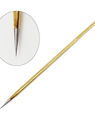 1Pc Golden Acne Needle for Beauty