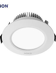 IENON® Lâmpada de Teto 3W 210-240 LM 3000K K Branco Quente SMD AC 100-240 V Encaixe Embutido