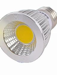 Spot LED Blanc Chaud / Blanc Froid E26/E27 1 COB 550 LM AC 85-265 V