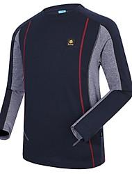 Homme T-shirt Camping & Randonnée / Chasse / Pêche / Escalade / Fitness / Courses / Plage / Cyclisme/Vélo / Ski de fondRespirable /