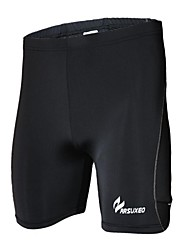 Arsuxeo Men's Runing Compression Tights