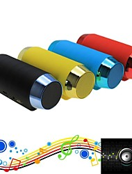 dogo® mini draagbare Bluetooth v3.0 draadloze luidspreker met handsfree bellen en TF-kaart mic fm reader