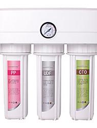 lei di purificador de água potável em casa stright (branco) - 390 * 120 * 405 milímetros