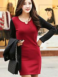 Mica Women's Elegant Slim Dress