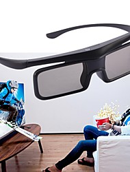 Bluetooth 3D Shutter Active Glasses For 3D Device