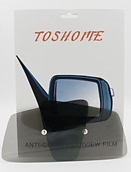 toshome pellicola anti-riflesso per specchietti retrovisori esterni per Benz Classe A 2013-2014