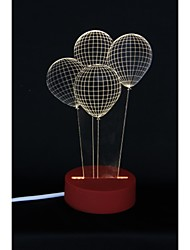 LED Table Lamps , Modern/Comtemporary Metal