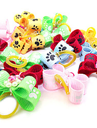 Hair Accessories for Dogs Spring/Fall Terylene