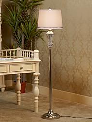 Lampada da terra in vetro eidehi® pittura novità e metallo