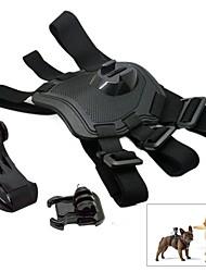 Accessoires pour GoPro Avec Bretelles Fixation Accessoires KitPour-Caméra d'action,Gopro Hero 2 Gopro Hero 3 Gopro Hero 3+ Gopro Hero 5