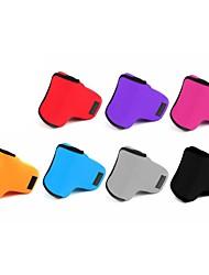 neopreno dengpin cámara suave estuche protector bolsa bolsa para Sony NEX-6 NEX-7 NEX7 nex6 con lente 18-55mm (colores surtidos)