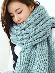женские нового образца волна шерсти шарфы